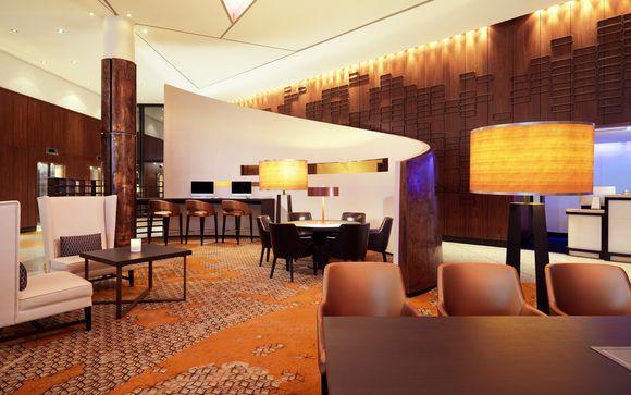 Sheraton Berlin Grand Hotel Esplanade 5* - Berlin - vente-privee - hotel - promo - vente-flash