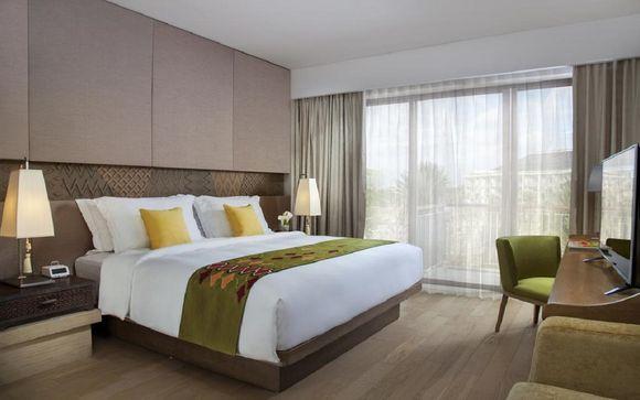 Poussez les portes de l'hôtel Movenpick Resort & Spa Jimbaran 5*