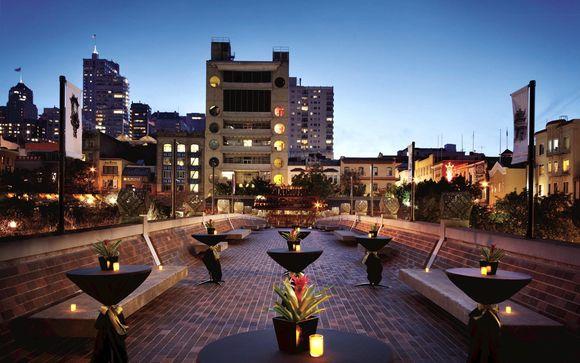 Hôtel Hilton San Francisco Financial District 4*