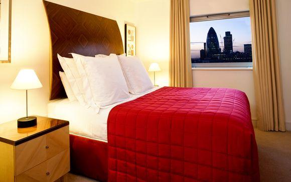 Poussez les portes de l'hôtel Marlin Aldgate Tower Bridge 4*
