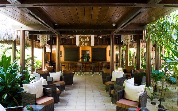 Poussez les portes de l'hôtel Maitai Polynesia Bora Bora 3*sup
