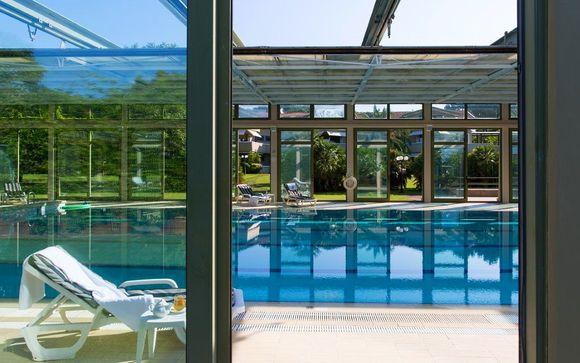 Hotel Villa Undulna Terme della Versilia 4*