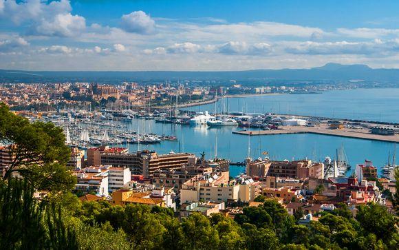 Combin� 4* Ilunion Barcelona et Maritim Galatzo