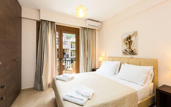 Poussez les portes du Pantheon Villas & Suites