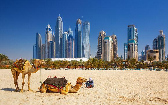 Luxe et détente sur Sheikh Zayed Road
