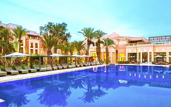 Hôtel Mövenpick Mansour Eddahbi 5*