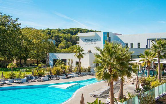 Farniente sous le soleil de la Côte d'Azur