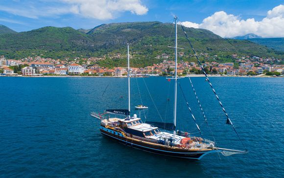 Croisière Perle de l'Adriatique 7 nuits/8 jours