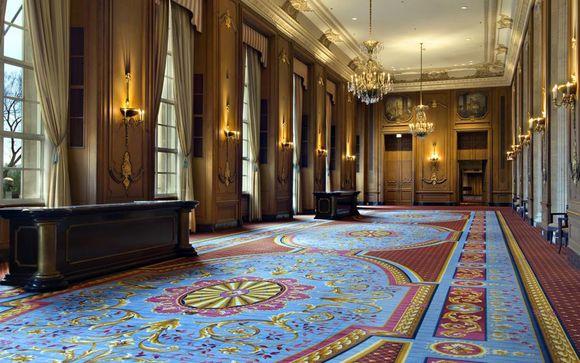 Poussez les portes de votre hôtel Hilton Chicago 4*