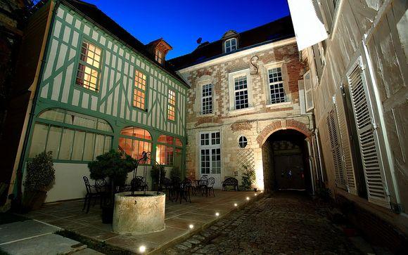 Hôtel de Saint Georges - Apparthôtel 5*