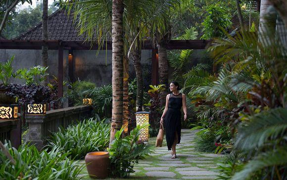 Poussez les portes de l'hôtel Adiwana Resort 4* à Ubud