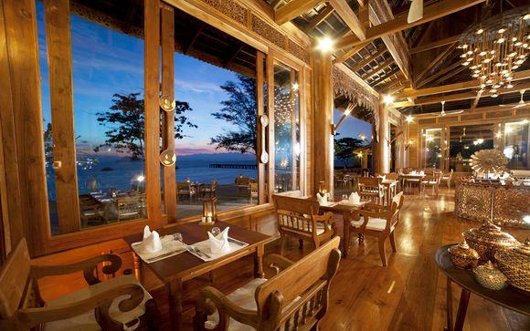 Poussez les portes de l'hôtel Santhiya 5* à Koh Yao Yai