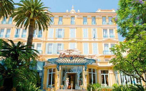 Hôtel Club L'Orangeraie - Menton - France