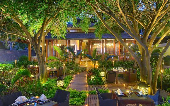 Poussez les portes de l'hôtel Intercontinental Mauritius 5* à l'île Maurice