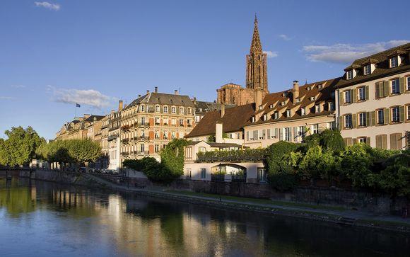 Rendez-vous... à Strasbourg