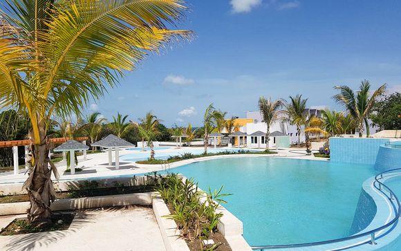 Poussez les portes de l'hôtel Sercotel Experience 5* à Cayo Santa Maria