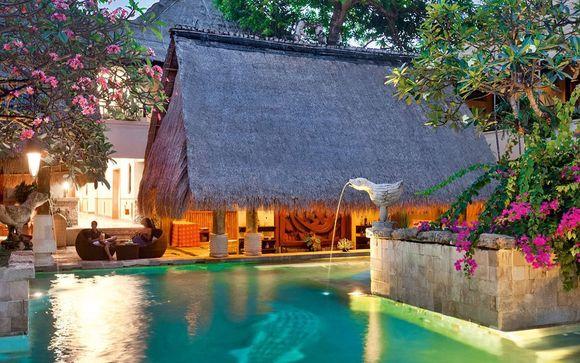 Votre extension à l'hôtel Novotel Bali Benoa