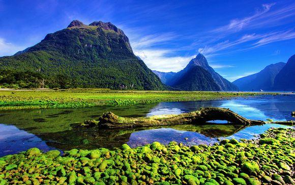 Autotour en Nouvelle Zélande de Auckland à Christchurch en 13 nuits