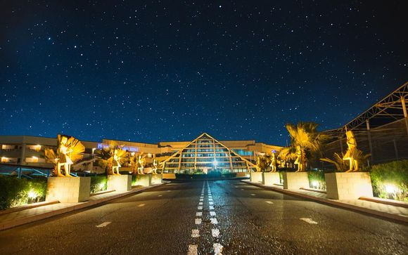 Votre extension à l'hôtel Pharaoh Azur Resort 5* à Hurghada