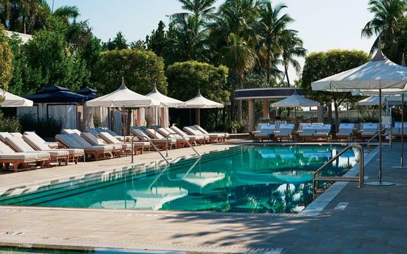 Poussez les portes de l'hôtel Nautilus à Miami
