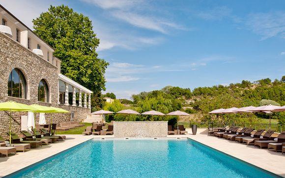 France Mane en Provence - Hôtel Le Couvent des Minimes 5* à partir de 129,00 €