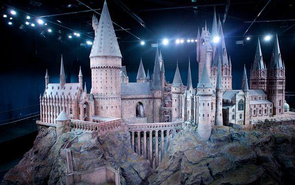 A la découverte des Studios Harry Potter