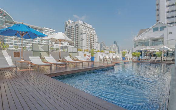 Votre pré-extension possible au Dream Hotel Bangkok 5*