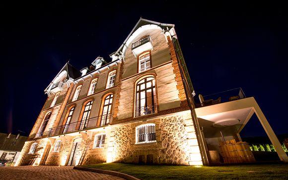 Poussez les portes de votre Château de Sacy