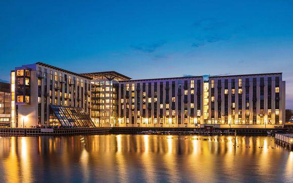 Hôtel Copenhagen Island Arp Hansen 4*