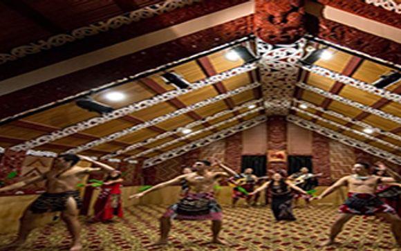 """Mettez une option sur l""""évasion à Rotorua"""