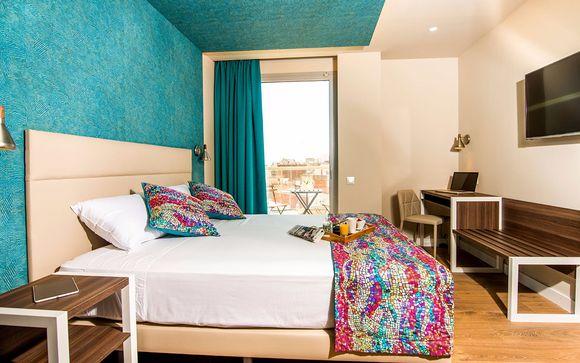 Poussez les portes de votre Ona Hotels Arya 3*