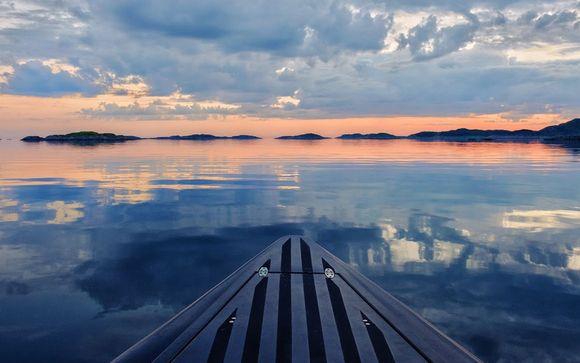 Combiné Scandic Oslo et Radisson Blu Tromso, excursions incluses