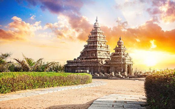 Circuit Inde du Sud et fin de séjour balnéaire au Sri Lanka