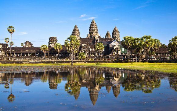 Votre extension à Siem Reap