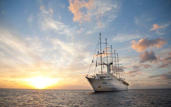 Croisière Club Med 2 : Transatlantique