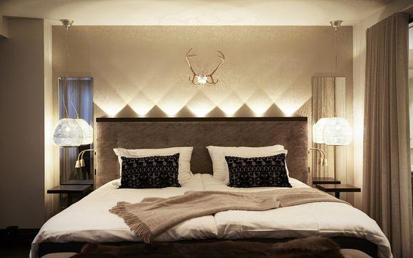 Votre séjour possible à l'hôtel Bulevardi