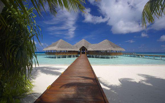 Poussez les portes du Medhufushi Island Resort 4*