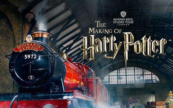 DoubleTree by Hilton Hyde Park 4* et Studios Harry Potter
