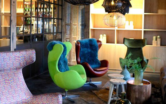 Poussez les portes de votre Apollo Hôtel Vinkeveen-Amsterdam 4*