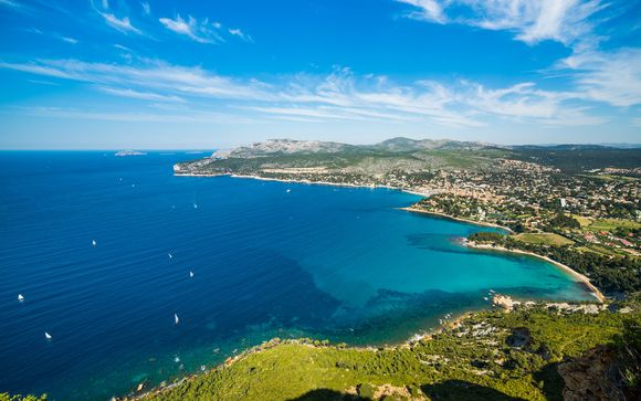 Combiné Golden Tulip Marseille Euromed 4* et Dolce Fregate 4*