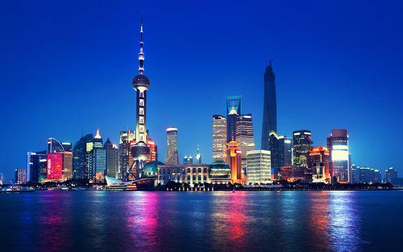 Rendez-vous... à Shanghaï