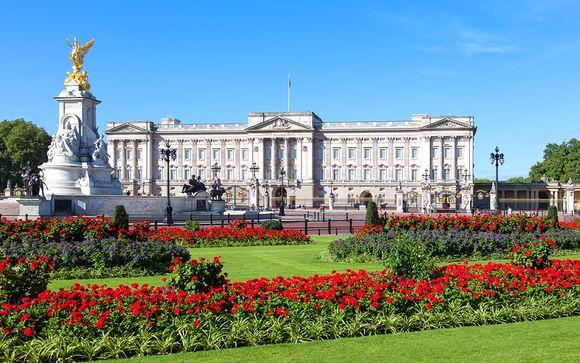Confort près du Palais de Buckingham