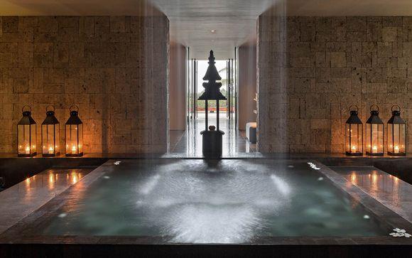 Poussez les portes de l'hôtel Soori Bali 5* à Tabanan