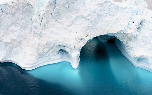Votre circuit Groenland possible en un clin d'oeil
