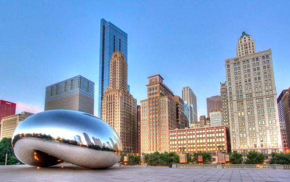 Sofitel Chicago Magnificent Mile 4*