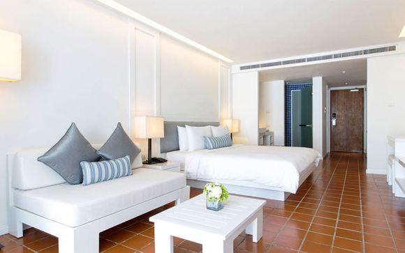 Poussez les portes de l'hôtel X2 Vibe Phuket Patong 5*