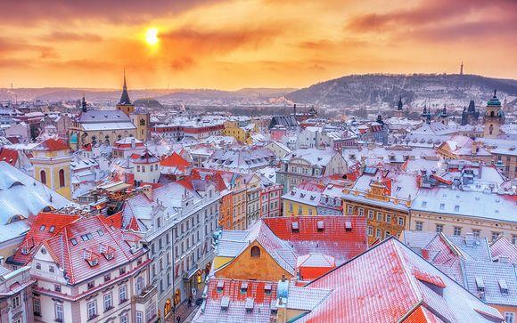 République Tchèque Prague - Art Nouveau Palace 5* à partir de 49,00 € (49.00 EUR€)