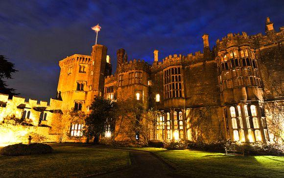 Parenthèse féérique dans un château Tudor
