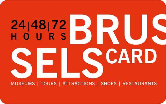 Votre voyage vers Bruxelles