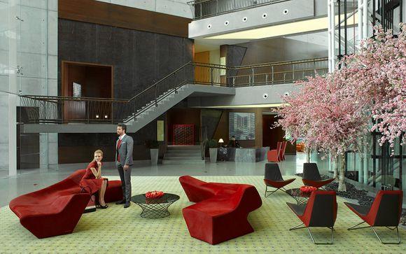 Poussez les portes du Jumeirah Creekside Hotel 5*
